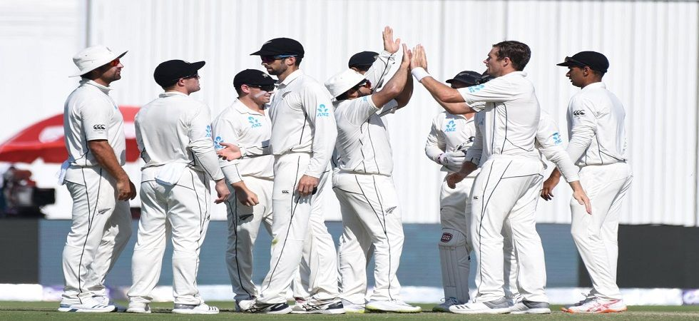 New Zealand achieved their first series win against Pakistan in their 'home' conditions after 49 years. (Image credit: Twitter)