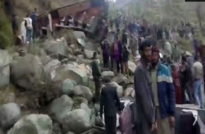 13 killed as bus falls into gorge in Jammu and Kashmir's Poonch