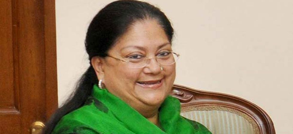 "Sharad Yadav had said that Vasundhara Raje needed some rest since she became ""very fat"" than earlier. (PTI Photo)"