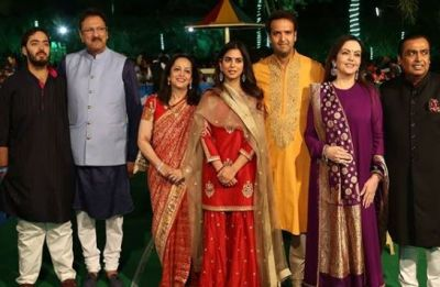 Isha Ambani-Anand Parimal pre-wedding ceremonies underway, celebrities arrive in Udaipur