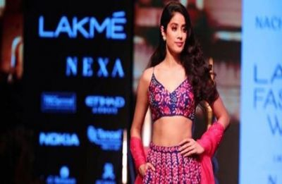 Janhvi Kapoor to receive her first award as an actor, 'Arets Stjerneskudd' rising talent