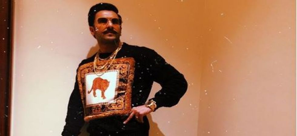Ranveer Singh shares yet another fun-filled Simmba poster (Instagrammed photo)