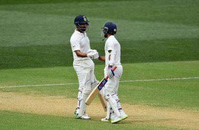 India close in on win, Shaun Marsh key for Australia in Adelaide