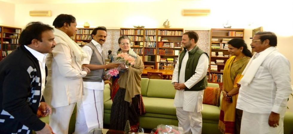 Sonia Gandhi turns 72, inundated with birthday wishes from across party lines (Photo tweeted by Rahul Gandhi - @RahulGandhi)
