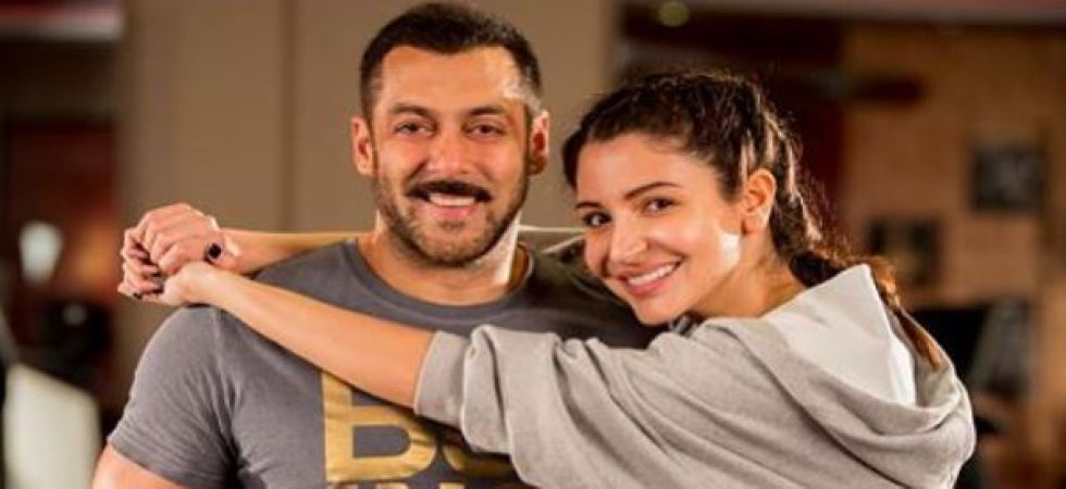 Sultan pair Anushka Sharma and Salman Khan to re-unite in Sanjay Leela Bhansali's next project? (Instagrammed photo)