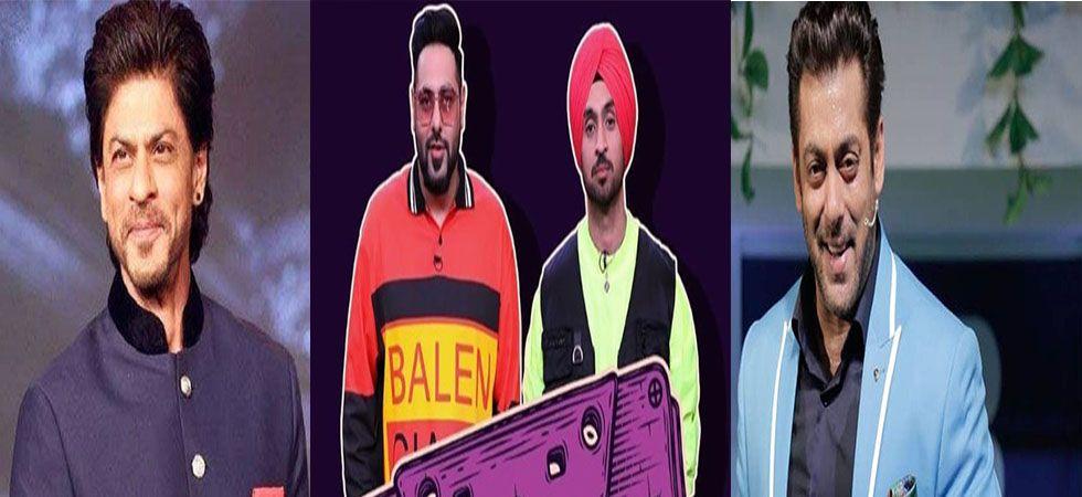 Badshah reveals that he is a big 'Salarukh' fan on KWK 6 (Instagram)