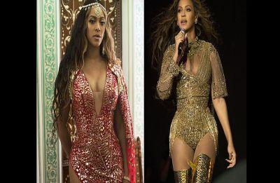 Beyoncé channels her inner desi in Abu Jani-Sandeep Khosla dress at Isha Ambani's sangeet