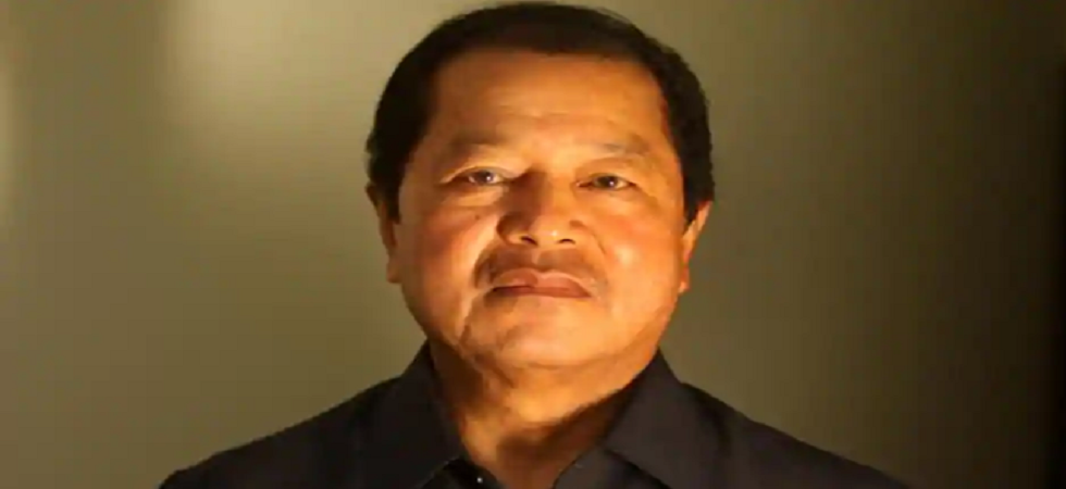 Congress stalwart and five-time Mizoram chief minister Lal Thanhawla