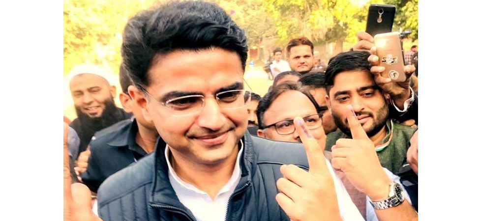 Wikipedia names Sachin Pilot as 14th Chief Minister of Rajasthan