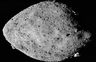 NASA's OSIRIS-Rex spacecraft finds water traces on asteroid Bennu