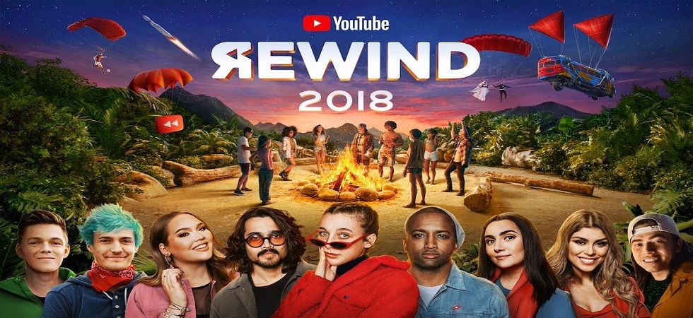 YouTube Rewind 2018 now most disliked video on YouTube (Photo: Twitter)