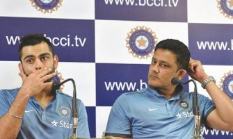 Virat Kohli engineered Anil Kumble's exit, according to leaked emails