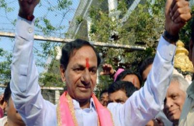 K Chandrasekhar Rao, KCR, takes oath as Telangana Chief Minister for second time