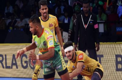 Pro Kabaddi League 2018: Telugu Titans beat Patna Pirates 41-36
