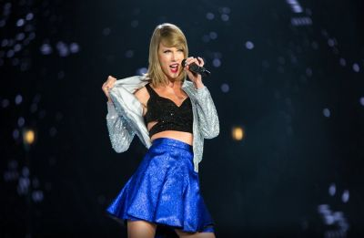Taylor Swift's 'Reputation' tour is coming to Netflix this New Year's Eve