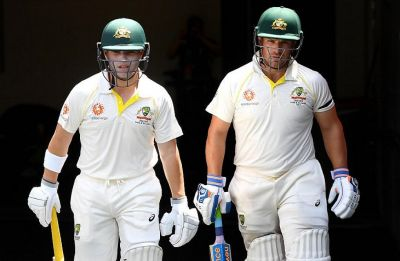 Australia openers stitch rare fifty-plus opening stand in Tests in 2018