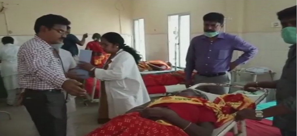 11 people dead and 66 hospitalised, including 12 in critical condition, after consuming prasad in Chamarajanagar.