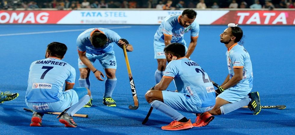 The Indian men's hockey team missed out on a chance to win a medal for the first time since 1975 but suffered a 1-2 loss to the Netherlands. (Image credit: Hockey India Twitter)