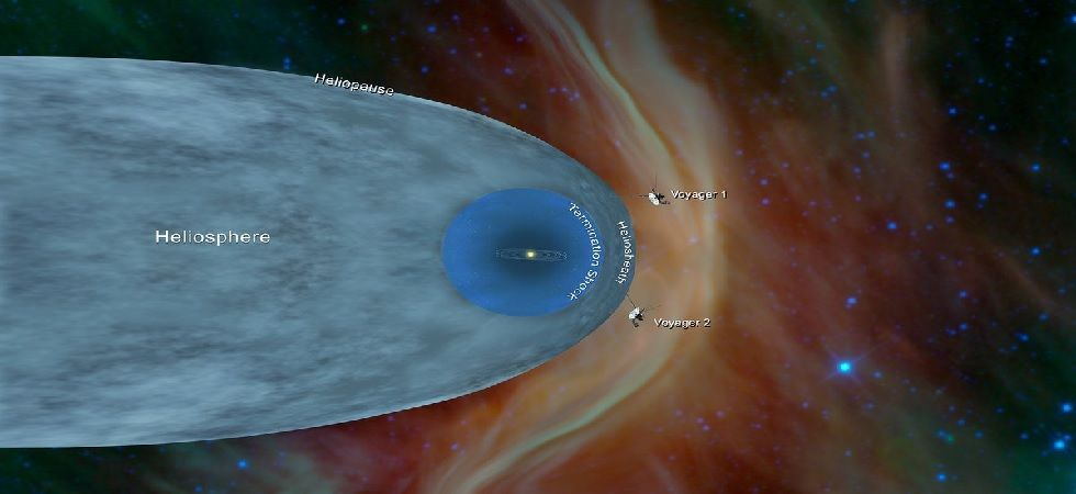 Voyager 2 now is slightly more than 18 billion kilometres from Earth (Photo: Twitter)