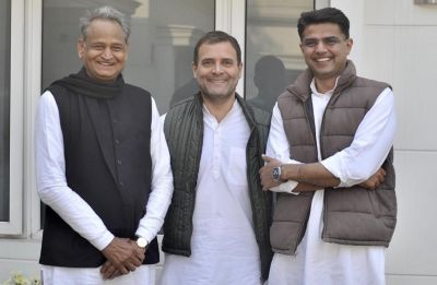 Ashok Gehlot to be Rajasthan Chief Minister for third time, Sachin Pilot to be his deputy, says Congress