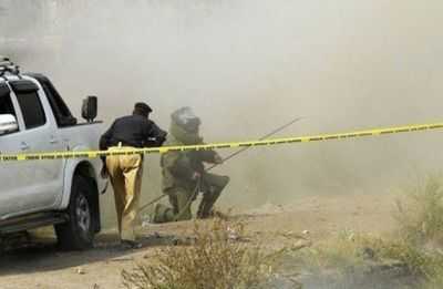 6 Pakistan soldiers killed as militants target convoy in Baluchistan
