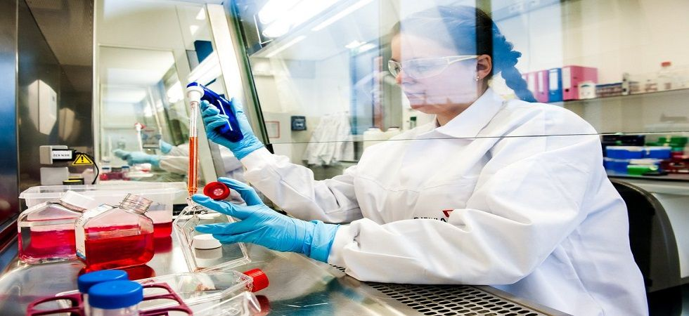 Experimental HIV vaccine found effective in monkeys (Photo: Twitter)