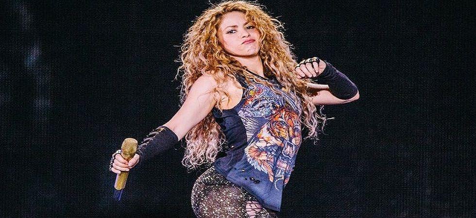 Shakira accused of tax evasion (Photo: Twitter)