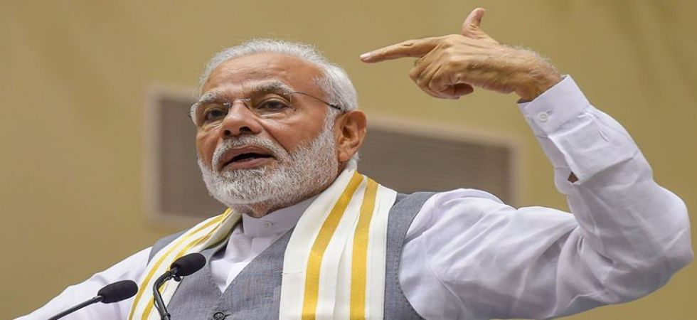 National security is a punching bag for Congress: PM Modi (File Photo)