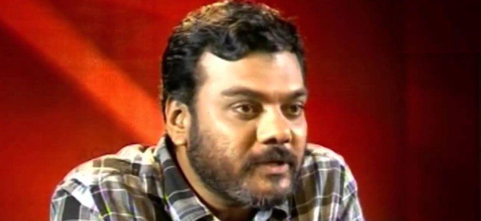 Award winning writer arrested for