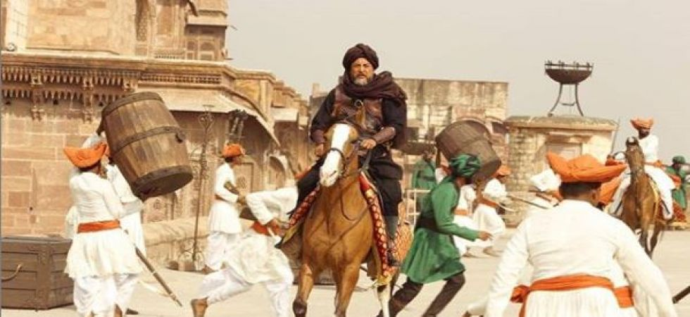 Kangana Ranaut-starrer Manikarnika: Another chapter unveiled with Ghulam Ghaus Khan's first look (Instagrammed photo)
