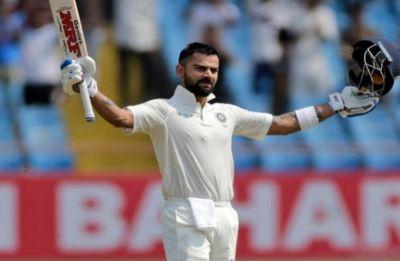 Virat Kohli hits sublime 25th century, equals Sachin Tendulkar's record in Australia