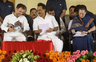 MK Stalin pitches for Rahul Gandhi as next PM, many Opposition leaders have reservations