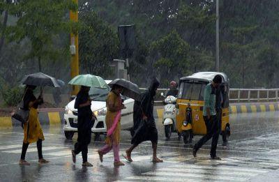 One dead as cyclone Phethai barrels through coastal Andhra Pradesh, CM Naidu chairs review meet