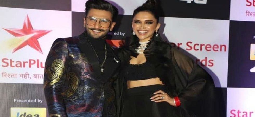 Deepika Padukone's reaction on Ranveer winning best actor is priceless (Photo: Twitter)