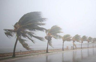 Cyclone Phethai makes landfall on Katrenikona in East Godavari district