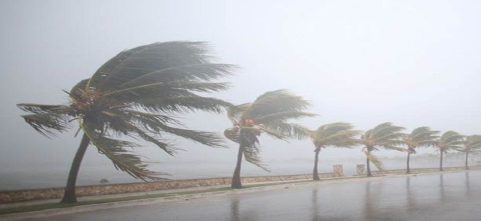 Nine coastal districts of the state have been put on high alert as the government scrambled to minimise the damage from the third such cyclone to hit the state this year.  (File photo)