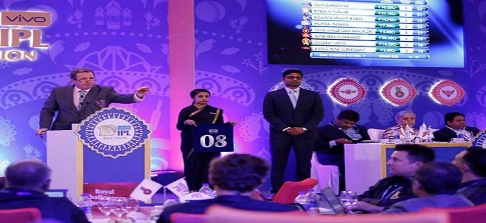 The Indian Premier League auction will be conducted on December 18 and 19 in Jaipur. (Image credit: Twitter)