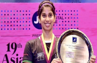 Joshna Chinappa clinches National Squash Championship for record 16th time