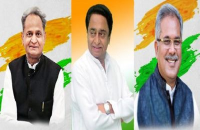 Ashok Gehlot, Bhupesh Baghel, Kamal Nath to take oath as CMs today, many Opposition leaders to attend events