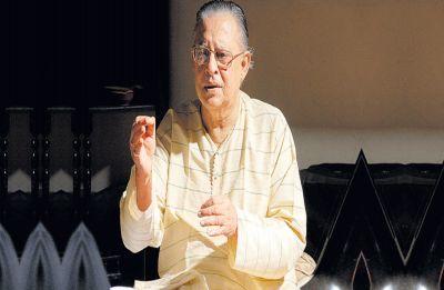 Renowned classical singer Pandit Arun Bhaduri passes away in Kolkata