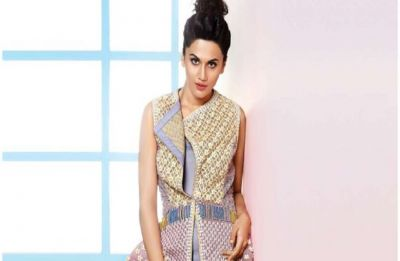 Taapsee Pannu gives a blow back at a troller who wrote that he loves her body parts