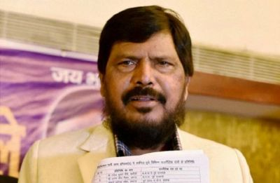 Rs 15 lakh each as promised by Modi will come slowly: Union minister Ramdas Athawale