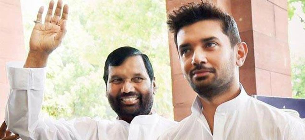 Don't let Ram Temple dominate actual issues, Chirag Paswan lessons BJP