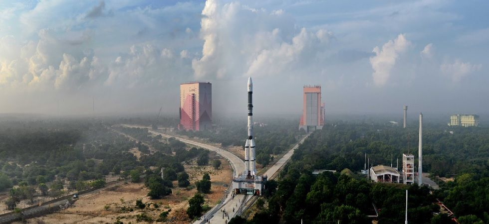 GSLV-F11 is ISRO's fourth generation launch vehicle with three stages. (Photo: Twitter@ISRO)
