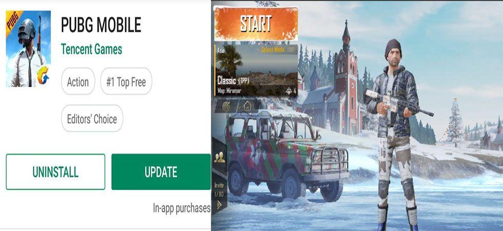 pubg mobile new update news