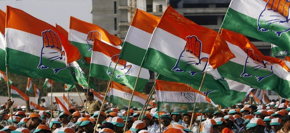 Members of Opposition Congress staged a walkout from Uttar Pradesh Assembly alleging demolition of temples in Varanasi.