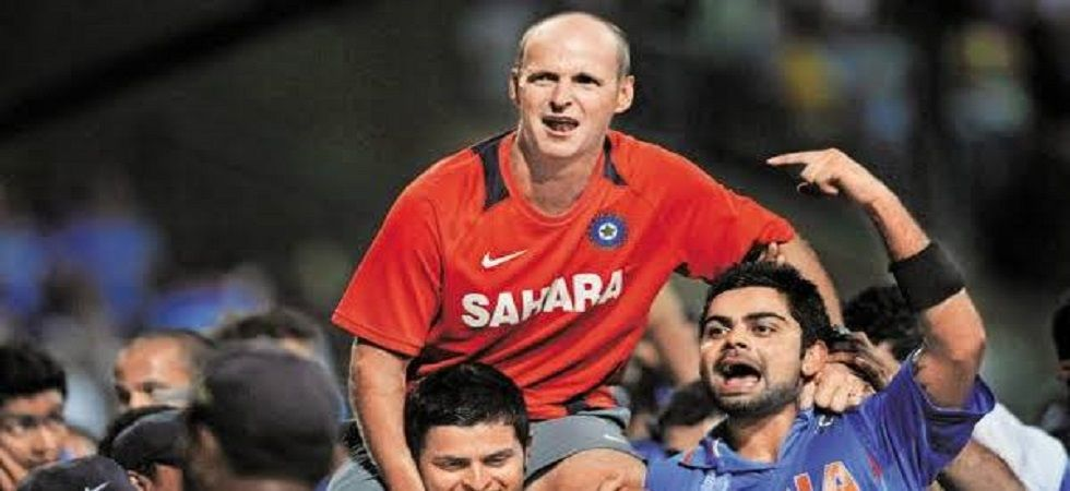 Gary Kirsten helped India win a World Cup title after 28 years as he helped them win the 2011 edition. (Image credit: Twitter)