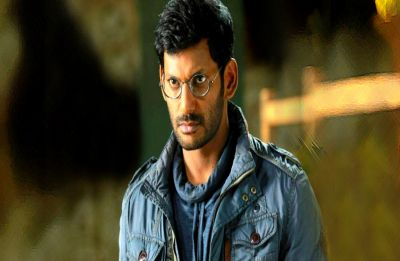 Actor Vishal detained for attempting to forcibly enter TFPC; rival group meets TN CM