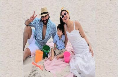 Taimur Ali Khan's Birthday celebration pics from South Africa are sure to give you a cute attack!