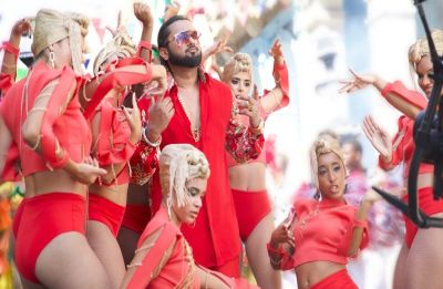Yo Yo Honey Singh's new comeback single ​​​​​'Makhna' RELEASED!